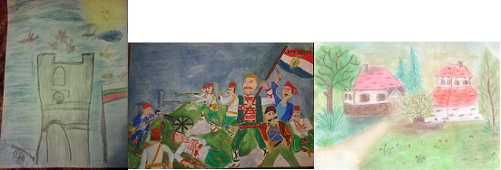 Осми международен конкурс за детска рисунка «Обичам моята Родина – IV кръг