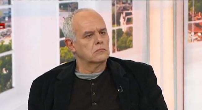 Андрей Райчев: Ние сме първата нация, която ще загине от глупост