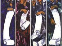 Четиримата евангелисти. 1911