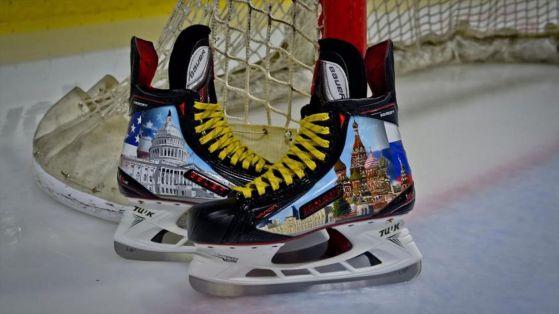 Руски хокеист от НХЛ с принос към руско-американската дружба