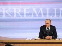 Путин увеличи числеността на руските ВС до 1,9 млн. единици