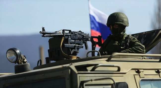 Русия с мащабни военни учения в Крим