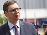 Сръбският премиер на среща с Путин в Москва