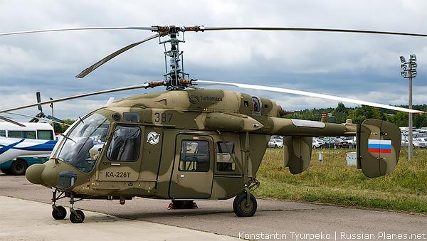 Русия ще доставя бойни хеликоптери на Индия