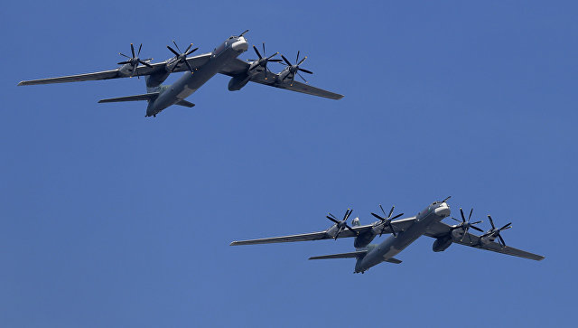 Руски бомбардировачи стреснаха САЩ до Аляска