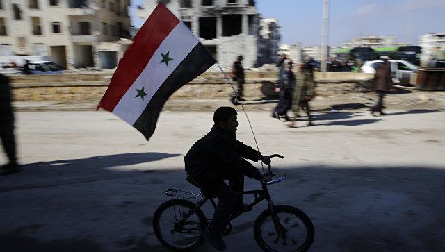 Русия е предала шест тона хуманитарна помощ в сирийските провинции Алепо и Латакия