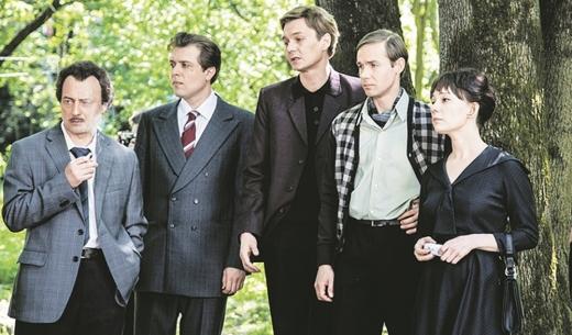 Великата петорка - Булат Окуджава, Рождественски, Евтушенко, Вознесенски и Ахмадулина