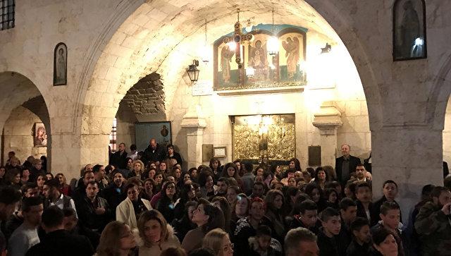 Патриарх Кирил отчете приноса на руските ВКС за християните в Сирия