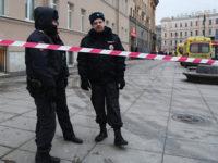 Установен е поръчителят на терористичния акт в метрото на Петербург