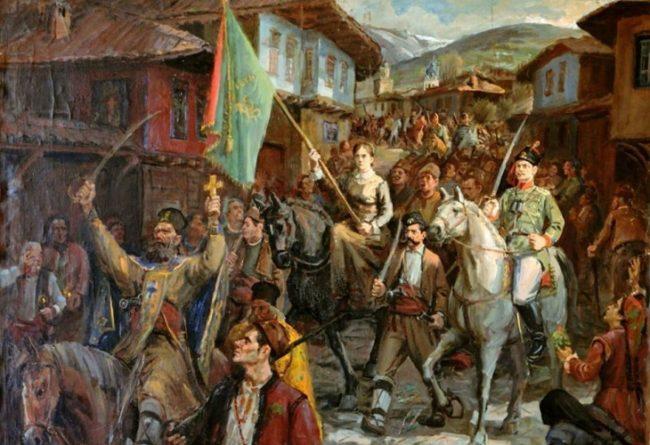Славна дата: На 20 април 1876 г. избухва Априлското въстание! Да помним и да пазим свободата си и България!