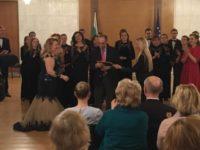 Българското посолство в Москва посрещна концерт на Чайковски в Русия