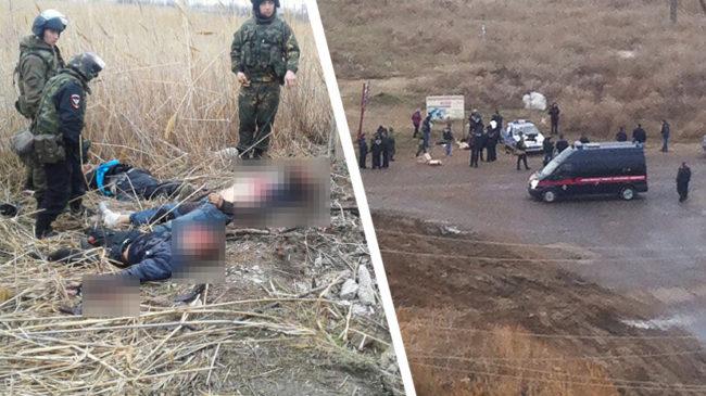 Ликвидираха четирима ислямисти, убийци на полицаи в Астрахан