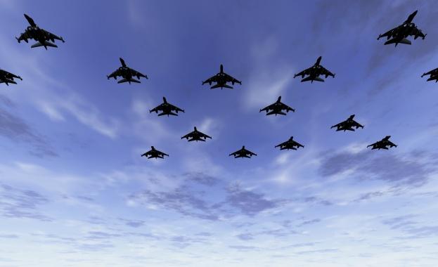 """Русия възобновила споразумението със САЩ за """"спокойно небе"""" над Сирия"""