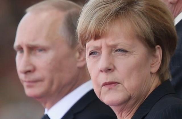 Путин, Меркел и Оланд обсъдиха конфликтите в Сирия и Украйна