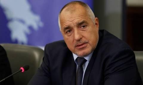 Борисов осъди атентата в Русия