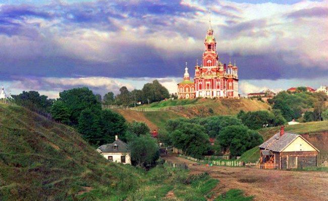 Редки снимки, запечатали Руската империя в цвят
