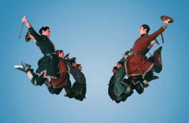 """Световната сензация – Националният балет на Грузия """"Сухишвили"""", със специалното участие на Грузинския оркестър – на турне в България"""