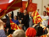 Москва: Спрете натиска върху Македония