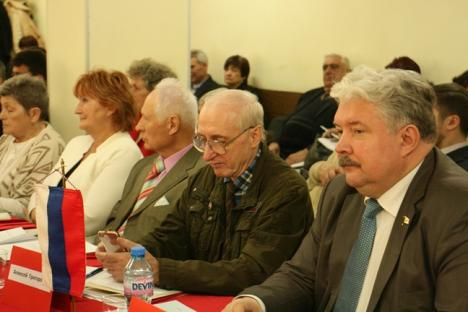 Международният славянски съвет с възвание към президентите на славянските държави