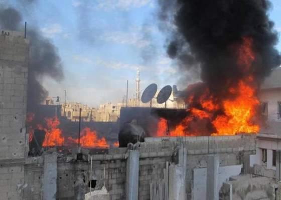 САЩ удари с 59 ракети сирийската армия край Хомс