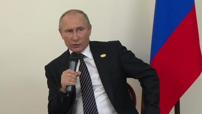 Путин: Предоставянето на руско гражданство може да бъде отменяно за хора от ИД