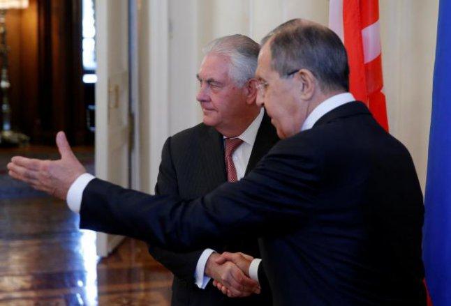 След срещата между Лавров и Тилърсън – разговорите продължиха при Путин