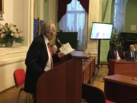 Две срещи на Лъчезар Еленков с приятели на поезията в Москва