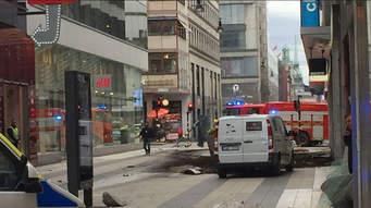 Путин изказа съболезнования на шведския народ