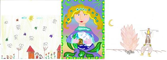 Осми международен конкурс за детска рисунка «Обичам моята Родина – V кръг