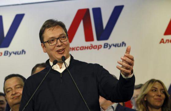 Вучич: Сърбия в ЕС, но и близка с Русия и Китай