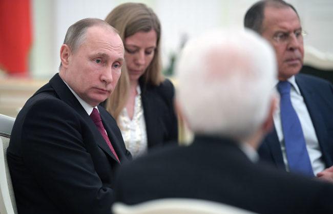 Владимир Путин: Подготвя се нова провокация с химическо оръжие в Сирия
