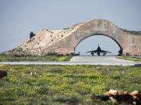 """На 7 април САЩ нанесе въздушни удари над правителствената авиобаза """"Шайрат"""" в Сирия. Снимка: Михаил Воскресенски / РИА Новости"""