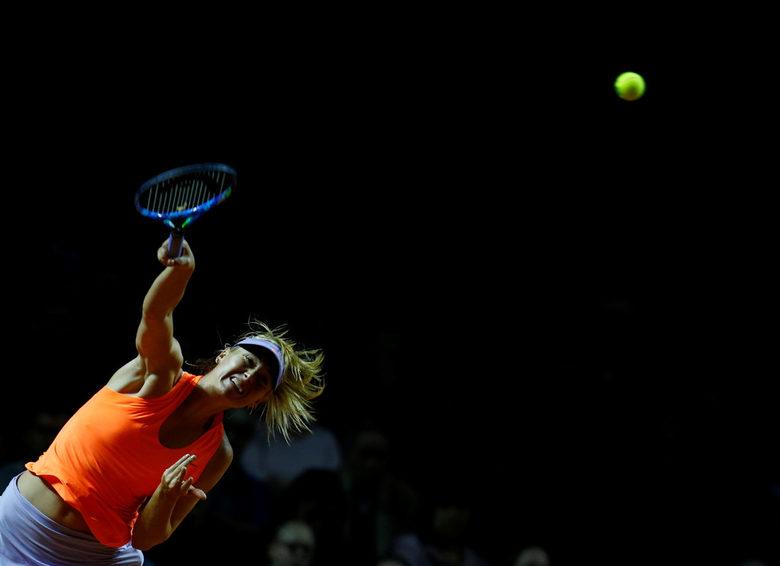 Шарапова е подобрила значително началния си удар, отчете президентът на руската федерация по тенис