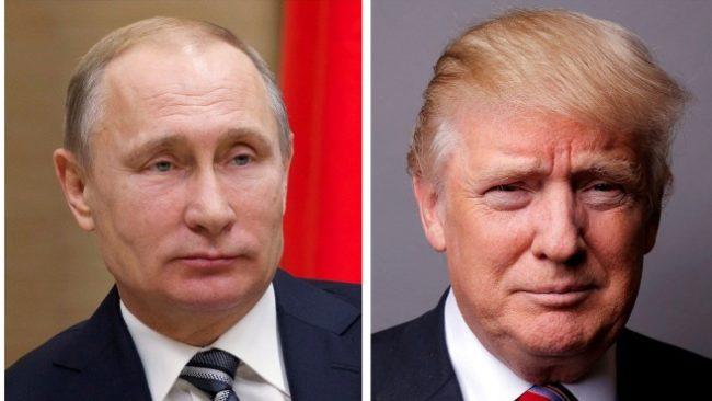 Борбата с тероризма – акцент в разговора между Путин и Тръмп