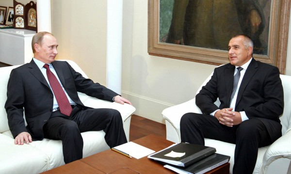 Путин и Борисов се чули, обсъдили газовия хъб и АЕЦ-Белене