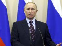 Путин до Тереза Мей: Решително осъждаме това цинично, безчовечно престъпление
