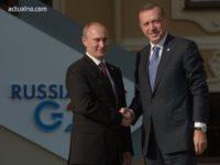 Путин: Отношенията между Русия и Турция са напълно възстановени