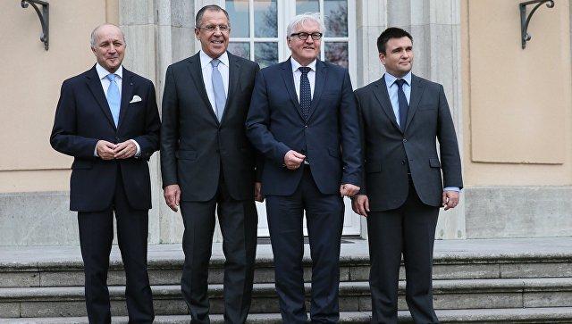 """""""Нормандската четворка"""" се събира в Берлин"""