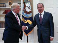 Тръмп: Срещата с Лавров беше много, много добра