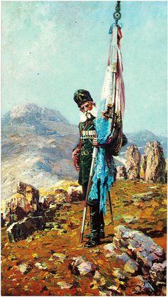 Руско-турската война – Никола Корчев и Самарското знаме, живот героичен и за пример!