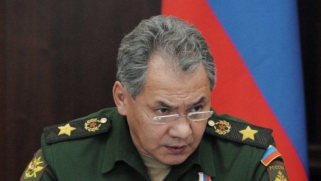Шойгу доложи на Путин за успешните пускове на ракети по обектите на ИДИЛ