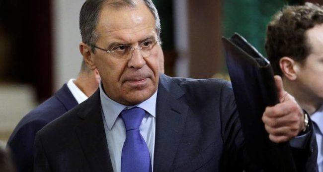Министърът на външните работи на Филипините впечатлен от руския си колега