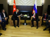Песков: Путин и Ердоган обсъдиха доставки на ЗРК С-400 за Турция