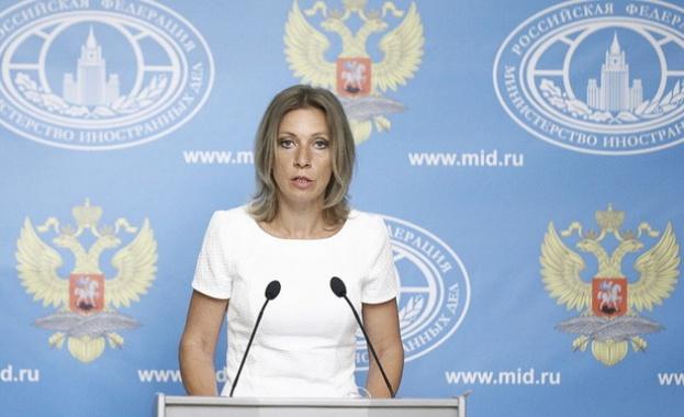 Захарова отговори на Маккейн за критиките към Лавров и Путин