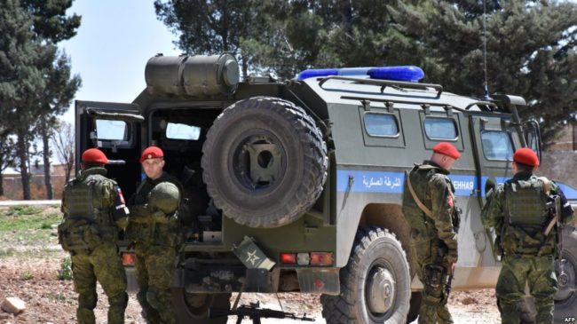 Руски военен съветник в Сирия беше убит от снайперист