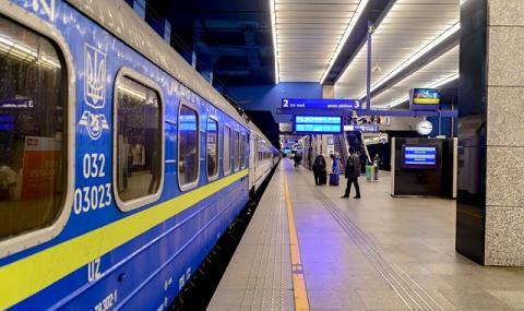 Ще спре ли Украйна жп превозите от Русия?