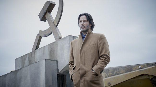 Киану Рийвс под прикритие в Сибир