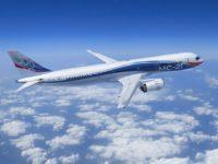 Нов руски пътнически самолет извърши първия си полет