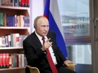 """Владимир Путин пред """"Фигаро"""": Вие сами се плашите от Русия"""