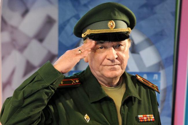 Полковник Виктор Баранец